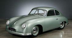 1951 Porsche 356 - Pre-A Split window Coupé