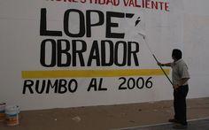 """Colectivo Tercerunquinto Del 28 de enero al 17 de abril de 2011 Durante los días 18, 19 y 20 de diciembre del año 2010, el colectivo Tercerunquinto (Julio Castro, Gabriel Cázares y Rolando Flores), restauraron una """"pinta política callejera"""" ubicada en San Andrés Cacaloapan, poblado perteneciente al municipio Tepanco de López, Puebla. Puntualmente, se trata […]"""