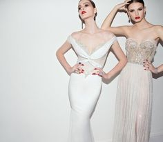 Vestidos de noiva de Elihav Sasson