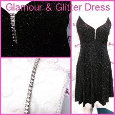 Glitter & Glamour Dress