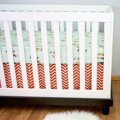 Arrow Cribset Modern Baby Bedding Crib Bedding by modifiedtot