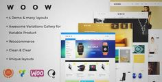 Download and review of WOOW - Responsive WooCommerce Theme, one of the best Themeforest eCommerces themes {Download & review at|Review and download at} {|-> }http://best-wordpress-theme.net/woow-responsive-woocommerce-download-review/