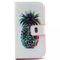 New Leather Case Cover For Samsung Galaxy Core Plus G3500 Trend 3 G3502 Star Advance G350E Star 2 Plus G350 Phone Case SJ5178