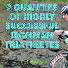 9 Qualities of Highly Successful Ironman Triathletes Triathlon Humor, Triathlon Tattoo, Triathlon Women, Sprint Triathlon, Triathlon Motivation, Ironman Triathlon, Triathlon Training, Training Tips, Beginner Triathlete