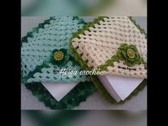 Christmas Home, Xmas, Crochet Videos, Crochet Gifts, Table Covers, Tissue Holders, Projects To Try, Crochet Patterns, Diy Crafts