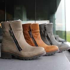 Which is your favourite? --> http://omoda.nu/Via-Vai-Boots-Colours