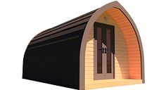 Pods by Future Rooms, a Glamping Pod supplier and manufacturer