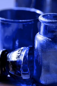 Cobalt Glass
