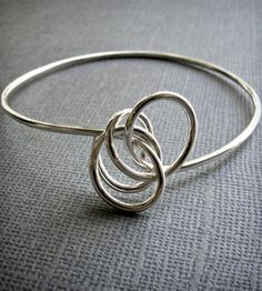 Twist Bangle - Silver | Jewelry Bracelets | Simple Twist Jewelry | Scoutmob Shoppe | Product Detail