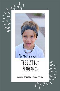 Black Baby Boys, Little Boy And Girl, Black Babies, Boy Or Girl, Boy Headbands, Toddler Headbands, Baby Boy Accessories, Boys Long Hairstyles, Wide Headband