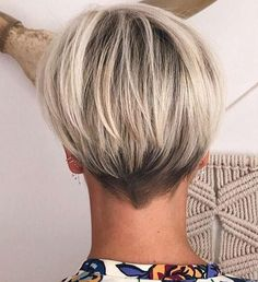 Short Hairstyles 2018 - 5