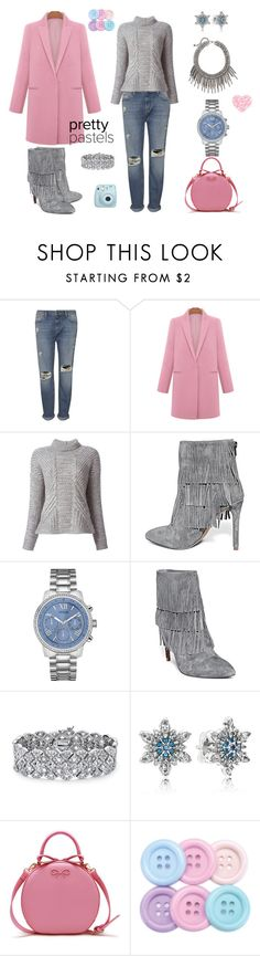 """""""Pretty pastels"""" by aniri310 on Polyvore featuring Whistles, Duffy, Steve Madden, GUESS, Palm Beach Jewelry, Pandora, women's clothing, women's fashion, women and female"""