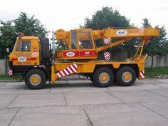 Tow Truck, Trucks, Czech Republic, Motor Car, Crane, Cars And Motorcycles, Tractors, Automobile, Big