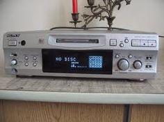 Sony Minidisk MDS-S707