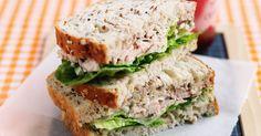 This is no ordinary tuna mayo sanga.