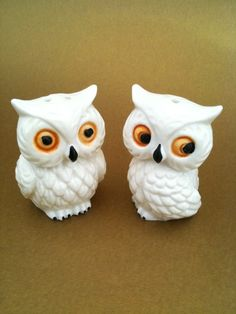Salt and Pepper Shakers $8