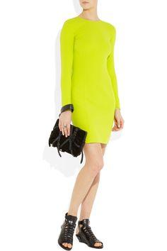 Michael Kors  Stretch wool-crepe dress  £879.17