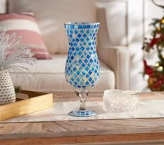 Valerie Parr Hill, Hurricane Glass, Beautiful Homes, Tableware, Home Decor, House Of Beauty, Dinnerware, Decoration Home, Room Decor