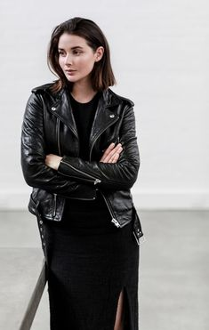 How To Style A Leather Jacket For Any Occasion