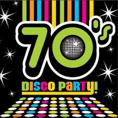 b78e135fe4e8b27c81892759437b3cc5 At The Disco, 1970s Party, Retro Party, Disco Party, Decade Party, Disco 70s, Disco Funk, 70th Birthday Parties, 70s Music