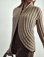 Trendy sweater - nice photo