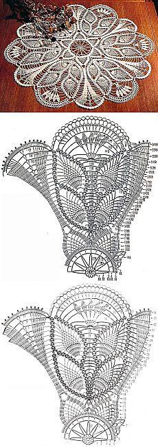 crochet lace...<3 Deniz <3