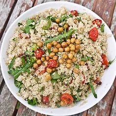 Recipe quinoa baby marrow eggplantyoghurtsala quinoa quinoa salad food24 forumfinder Choice Image