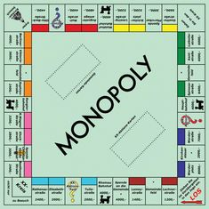 Monopoly is a game that has been around for a long time. There is a number of variations from the original game. It is a fun board game that friends,. Monopoly Board, Monopoly Game, Scrabble Board, Childhood Games, Childhood Memories, Fun Games, Games To Play, Playing Games, Family Game Night