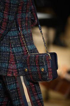 Шанель Осень/Зима Пре-Осень 2018 | Британского Vogue