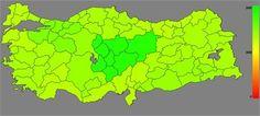 Türkiye Risk Haritası
