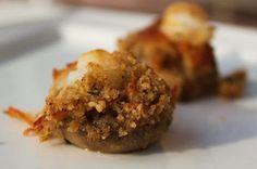 What's Cookin' Italian Style Cuisine: Shrimp Stuffed Mushrooms Marsala Recipe
