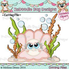 Cutie KaToodles - Ocean's Pearl
