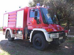 Split firetruck @ Croatia