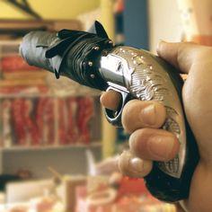 Pistol Shot Gun Short #Umbrella #gadget