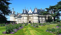 France, Loire Valley - Château de Chaumont-sur-Loire I