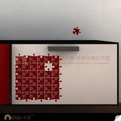 Hot Sale Promotion Home Decor Vinilos Paredes Adesivos De Parede Wall Stickers Style Wallpaper Paste Diy Jigsaw Puzzle
