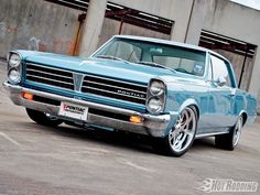 In the opinion of some, one of the 10 Greatest Muscle Cars of All Time.
