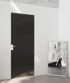 Controtelai Eclisse a scomparsa per porte interne in vetro ...