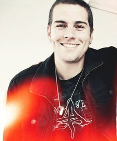Matt Shadows, Avenged Sevenfold. Beauty doesn't get much better than this.