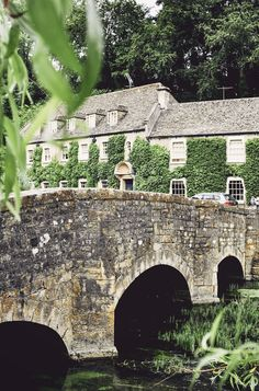 The Cotswolds: England