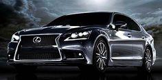2017 Lexus LS 460 Release Date UK