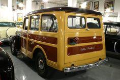 1949 Willys Jeep Station Wagon