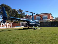 Helicopter Service! Park, Parks