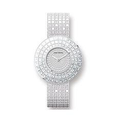 Louis Vuitton Diamond Timepiece