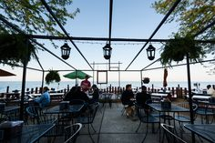 Admire views of Lake Michigan and the Chicago River over dinner and drinks at these waterfront Chicago restaurants
