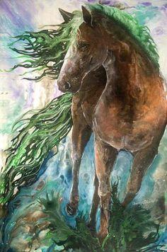 Ever Green EARTH HORSE