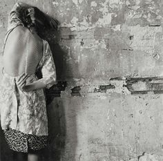 my idol Francesca Woodman, there will never be another like her