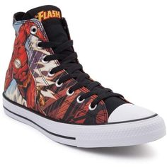 974b027a4fd0 Converse All Star Hi Flash Sneaker ( 60) ❤ liked on Polyvore featuring  shoes