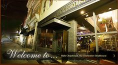 Everyone should experience Halls.at least once. Restaurants in Charleston SC, Charleston Nightlife Charleston Sc Restaurants, 5 Star Restaurants, Places To See, Places Ive Been, Food Places, Best Steakhouse, Great Steak, Southern Plantations, Romantic Places