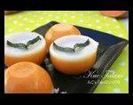Stemed Sweet Potato Cake | Talam Ubi